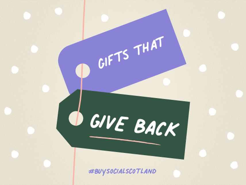 Buy Social Scotland - Gifts that give back
