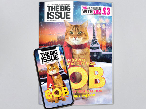 Big Issue Digital Subscription