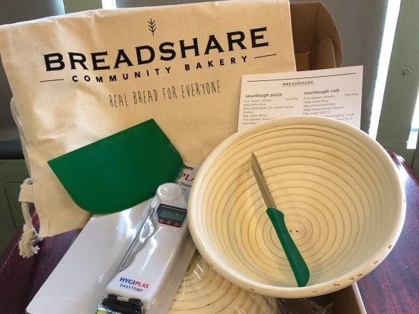 Breadshare Bread Making Kit