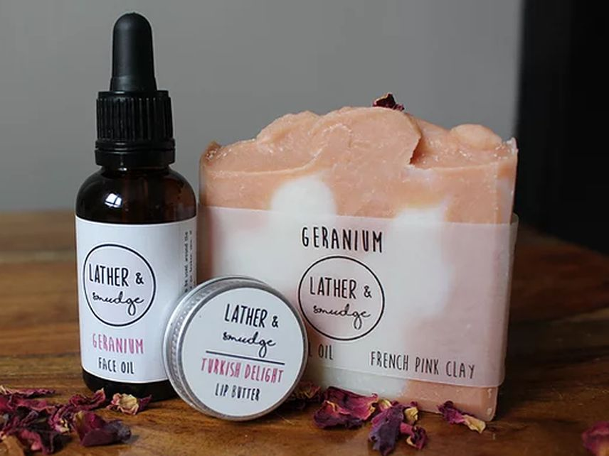 Scottish Design Exchange Geranium Skincare