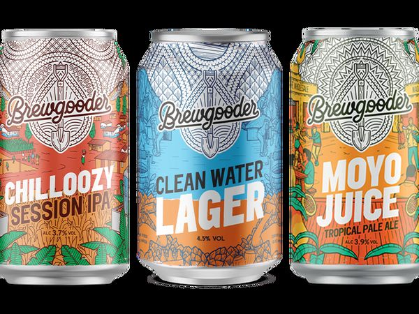 Brewgooder Mixed 12-Pack of Beers